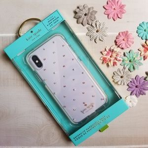 New Kate Spade iPhone X Case